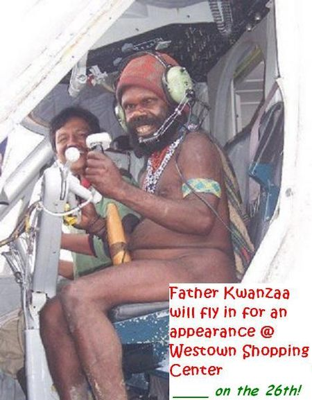 Holiday Father Kwaanzaa