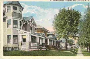 Bucyrus_lucas_st_looking_west