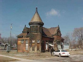 Bucyrus_station_beforerestoration