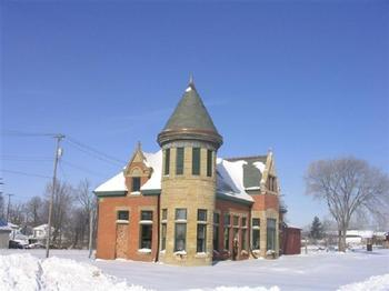 Bucyrus_station_winter_2005