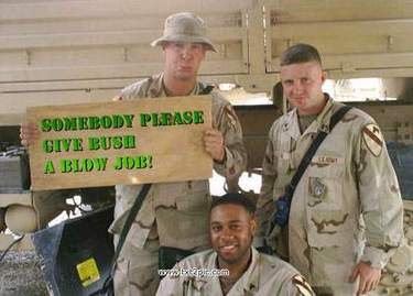 Bush_usarmy